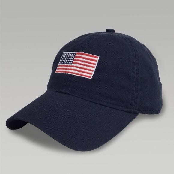 Old Navy American Flag NWT Baseball Cap 8e475d8f020